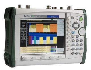 Anritsu MT8222A BTS Master Base Station Analyzer