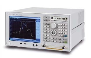 Keysight (Agilent) E5070B RF Network Analyzer, 300kHz to 3GHz