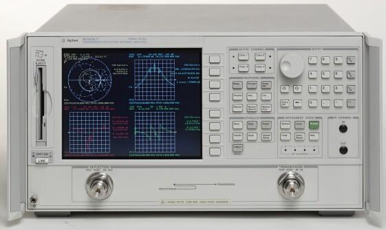 Keysight (Agilent/HP) 8719ES Vector Network Analyzer, 50 MHz to 13.5 GHz