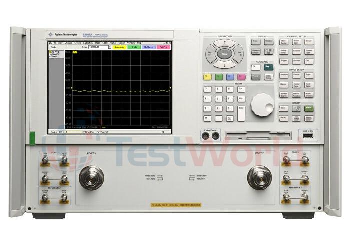 Keysight (Agilent) E8361A 10 MHz to 67 GHz Microwave Network Analyzer