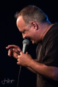 Paco Romane: Comedian. Actor. Voice-Over. Photo by Fran Dwight