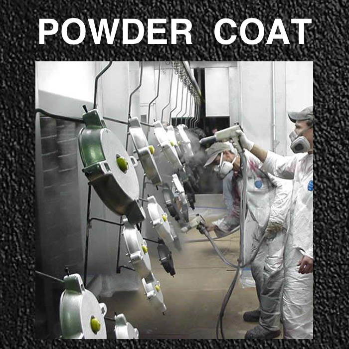 Powder Coat Production Paint Finishers