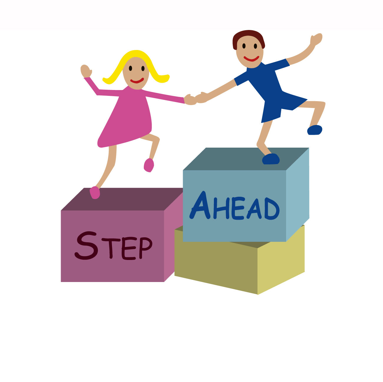Step Ahead- LOGO ONLY