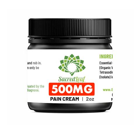 Full Spectrum CBD Pain Cream