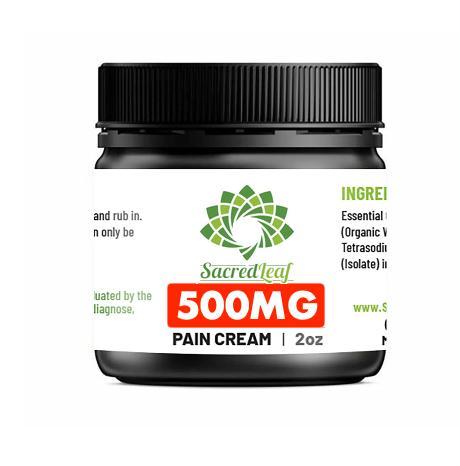 Full Spectrum CBD Pain Cream
