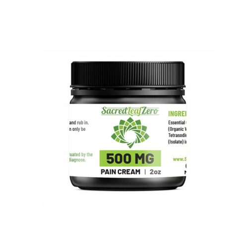 Pain Cream 500mg