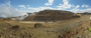 restauración con tecnosoles de suelos de minería.