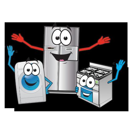 Refrigerator, Stove, Washing Machine Repair Little Rock