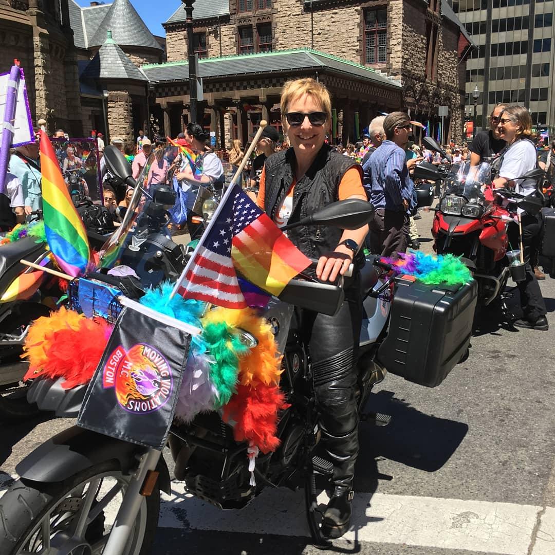 Pat Pride