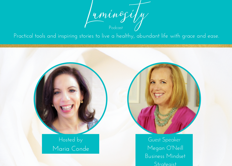 Luminosity Podcast with Megan O'Neill