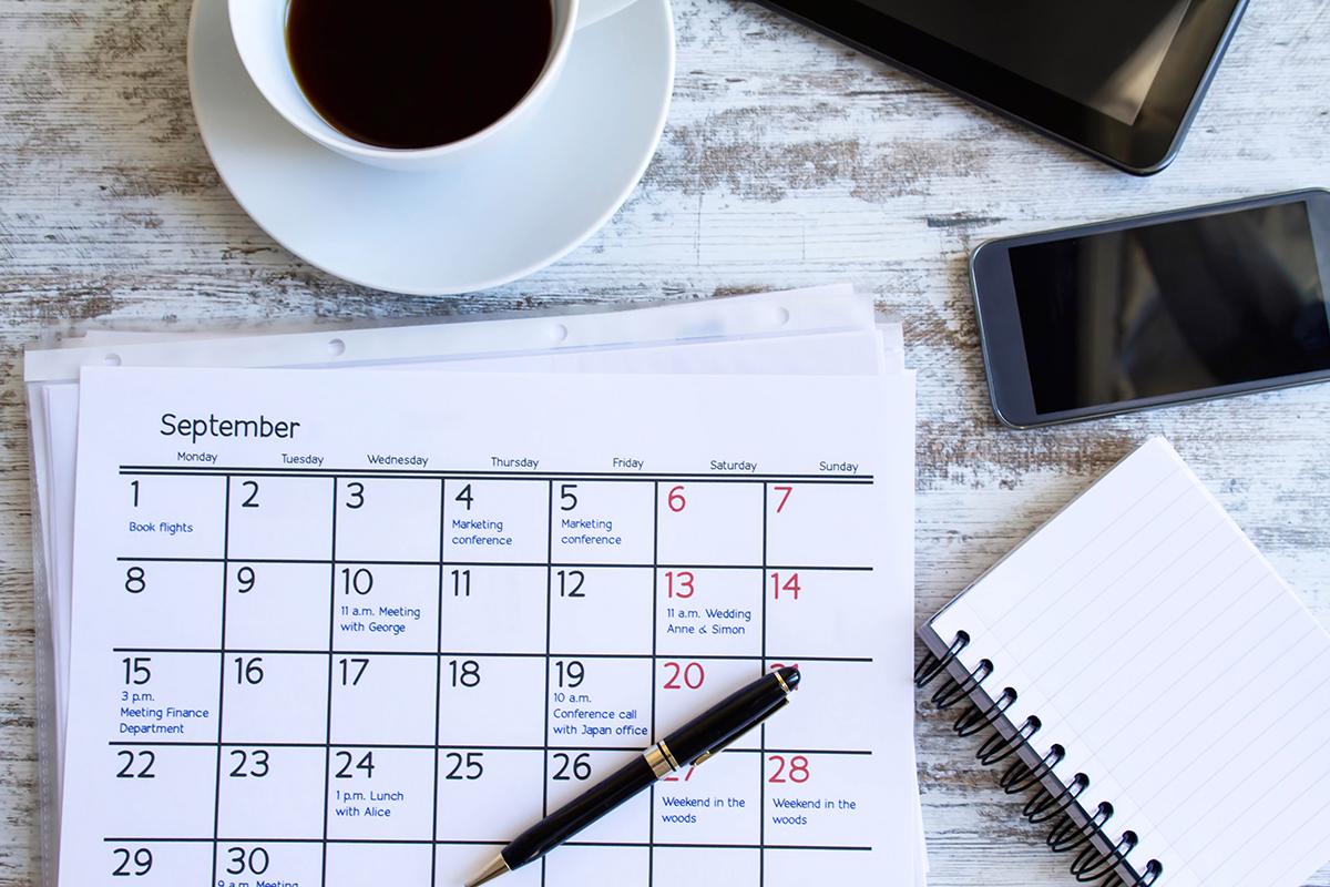 Major 2019-2020 Houston Academic Year Dates to Know