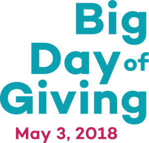 2018 Big Day of Giving