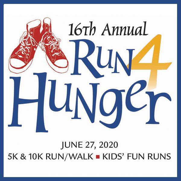The Run 4 Hunger is now a VIRTUAL RUN!