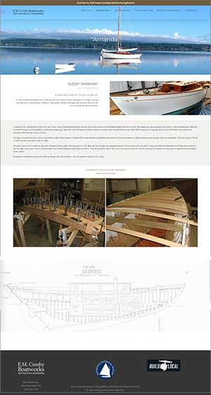 Boatbuilder website