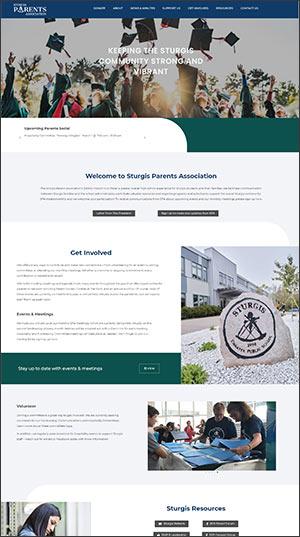 sturgis parents association website