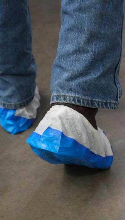 cubre zapato antiderrapante