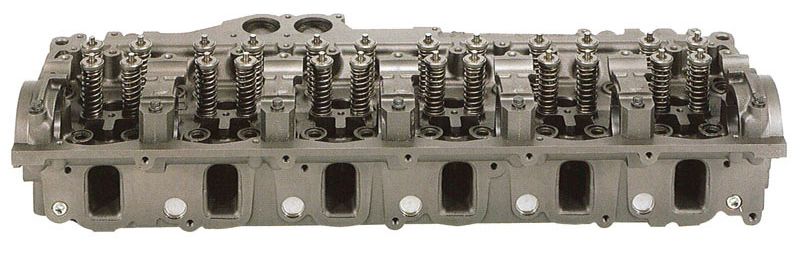 #3 = 60 Series Detroit Cylinder Head