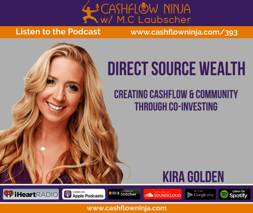 Co-Investing & Cashflow