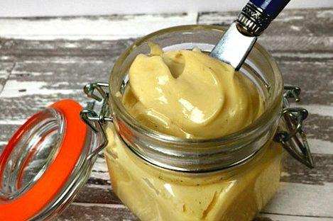 Homemade Mayonnaise with Avocado Oil