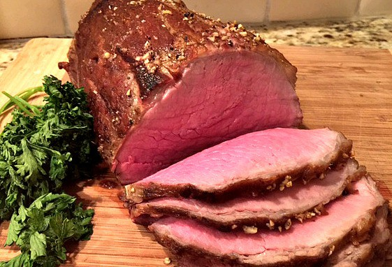 grass fed roast beef