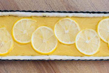 Meyer Lemon Tart Gluten/Dairy Free