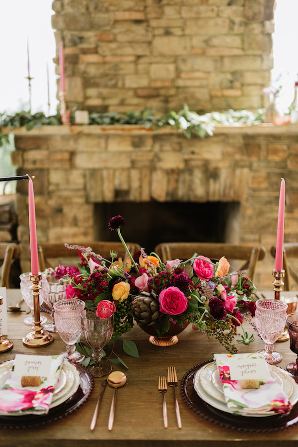 berry tones wedding inspiration, Berry Tones and Copper Accents, Styled Shoot, Berry Wedding, North Georgia Wedding, Mountain Wedding, Wedding Color Scheme, Berry Color Scheme, The Barn at Tatum Acres