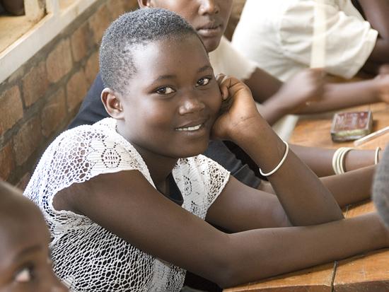 Millennium Village - Mayange, Rwanda.  School #1.