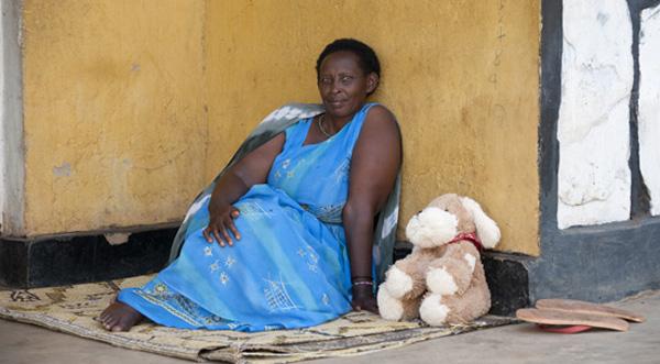 Arthritis affects people worldwide, elders in Rwanda as well as the U.S.