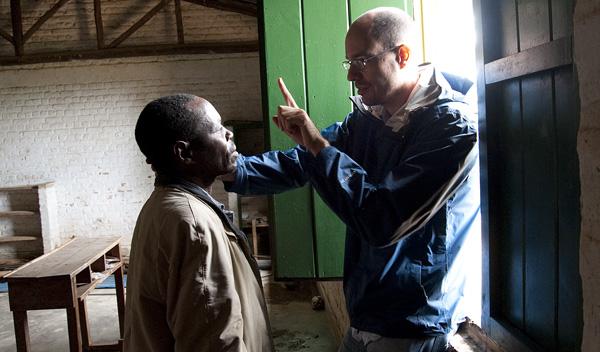 Partners In Health Mobile Clinic in Rural Rwanda – Health and Solidarity
