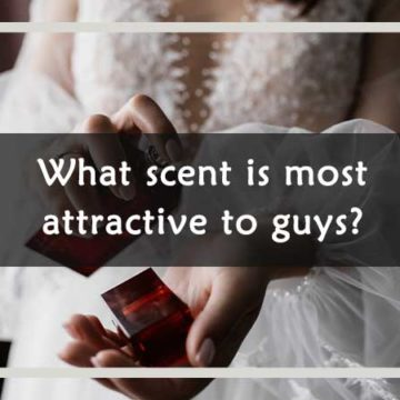 What scent is most attractive to guys?