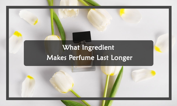 What Ingredient Makes Perfume Last Longer