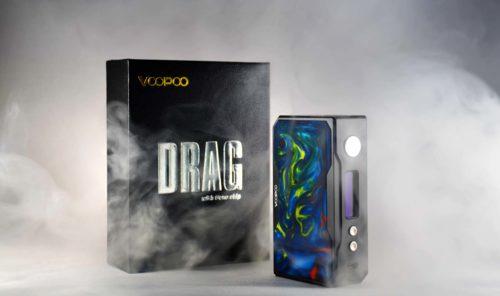 VooPoo Drag Box Mod available at VapeLoft MD