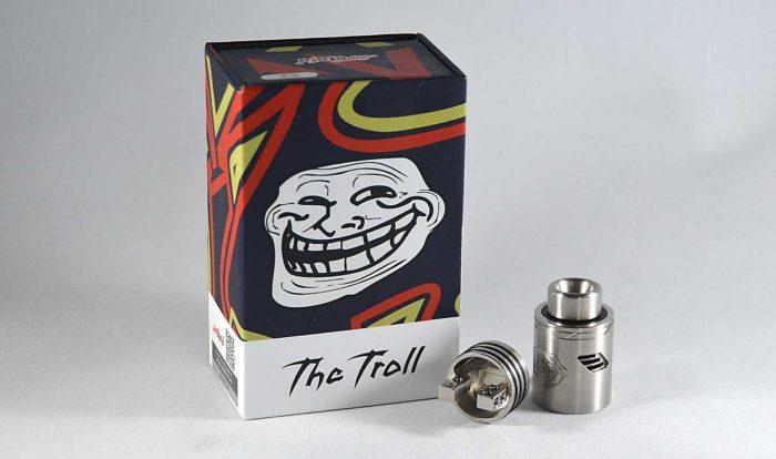 Wotofo The Troll V2 RDA