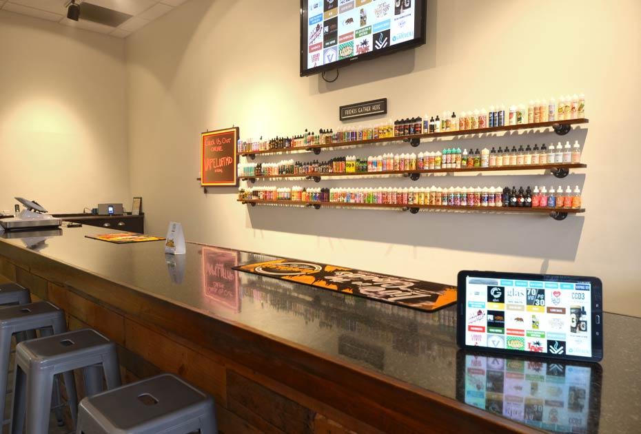 Vape Loft Vape Store Edgewater Maryland Inside