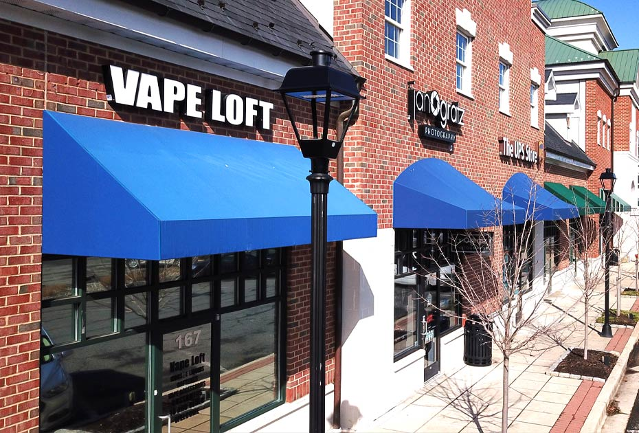 The Vape Loft In Edgewater Maryland Vape Shop