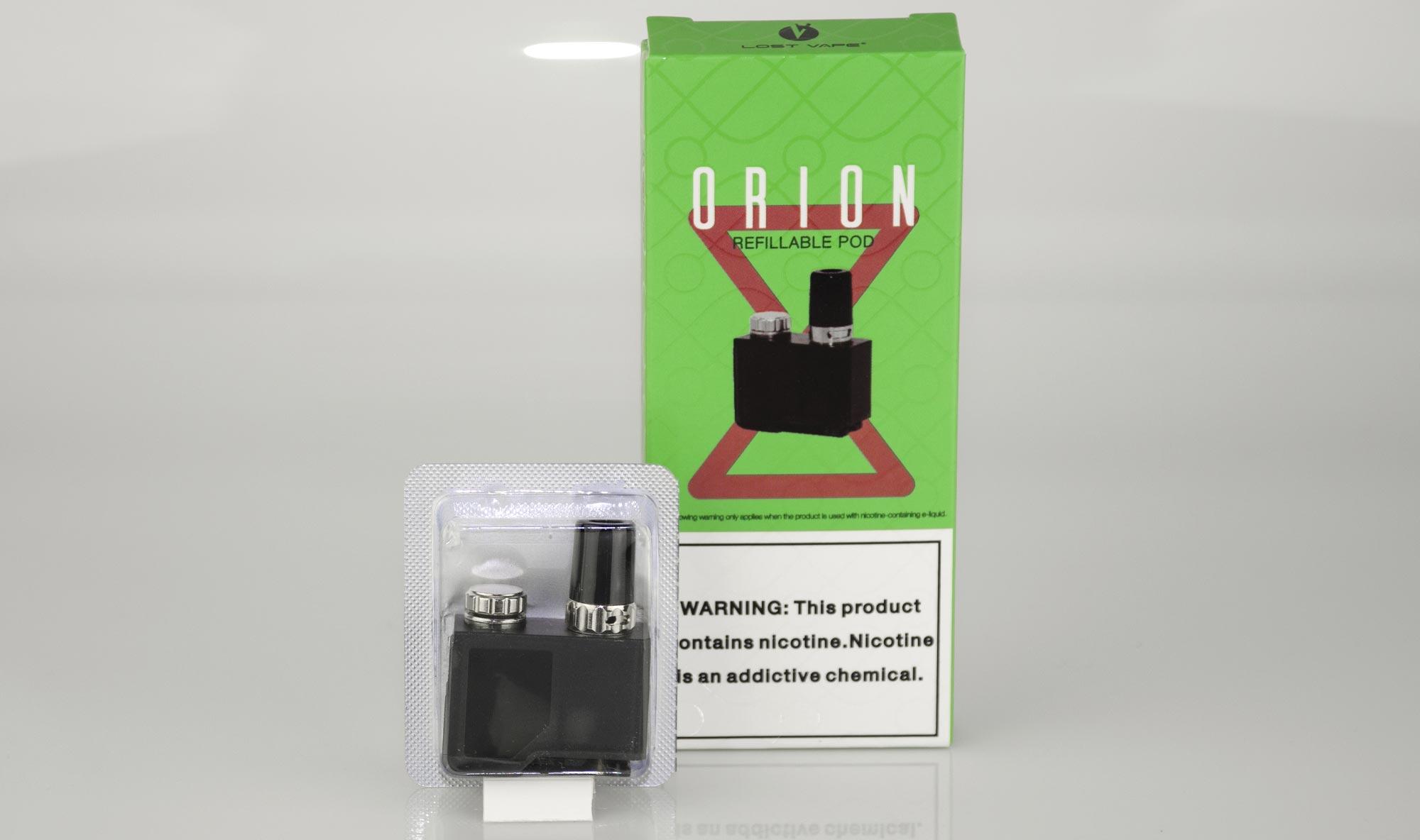 Lost Vape Orion DNA GO Refillable Pod