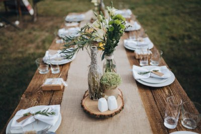 Rustic barn weddings near Leipers Fork and Franklin Tennessee