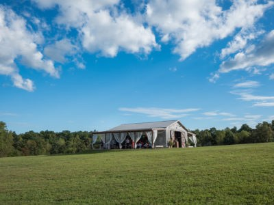 Rustic outdoor weddings at Apple Ridge Farm in Duck River Tennessee