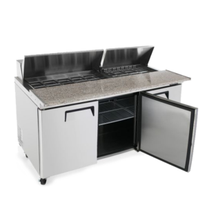 Refrigerated Prep Tables