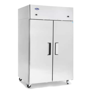 Upright Commercial Freezers