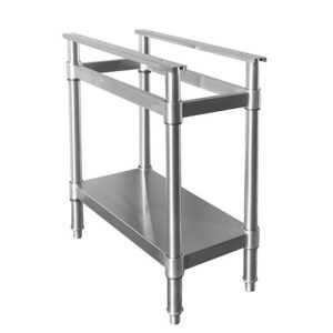 Restaurant grill stand