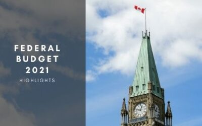 Federal Budget 2021 Highlights