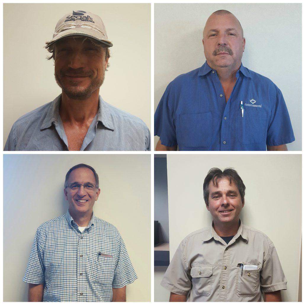 Custom Concrete_30 Year Employees