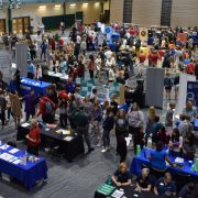 Student career fair