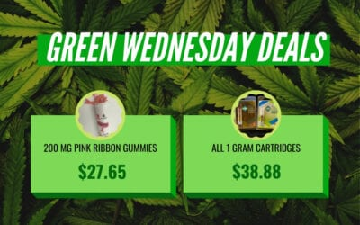 Green Wednesday is Tomorrow – November 27th!