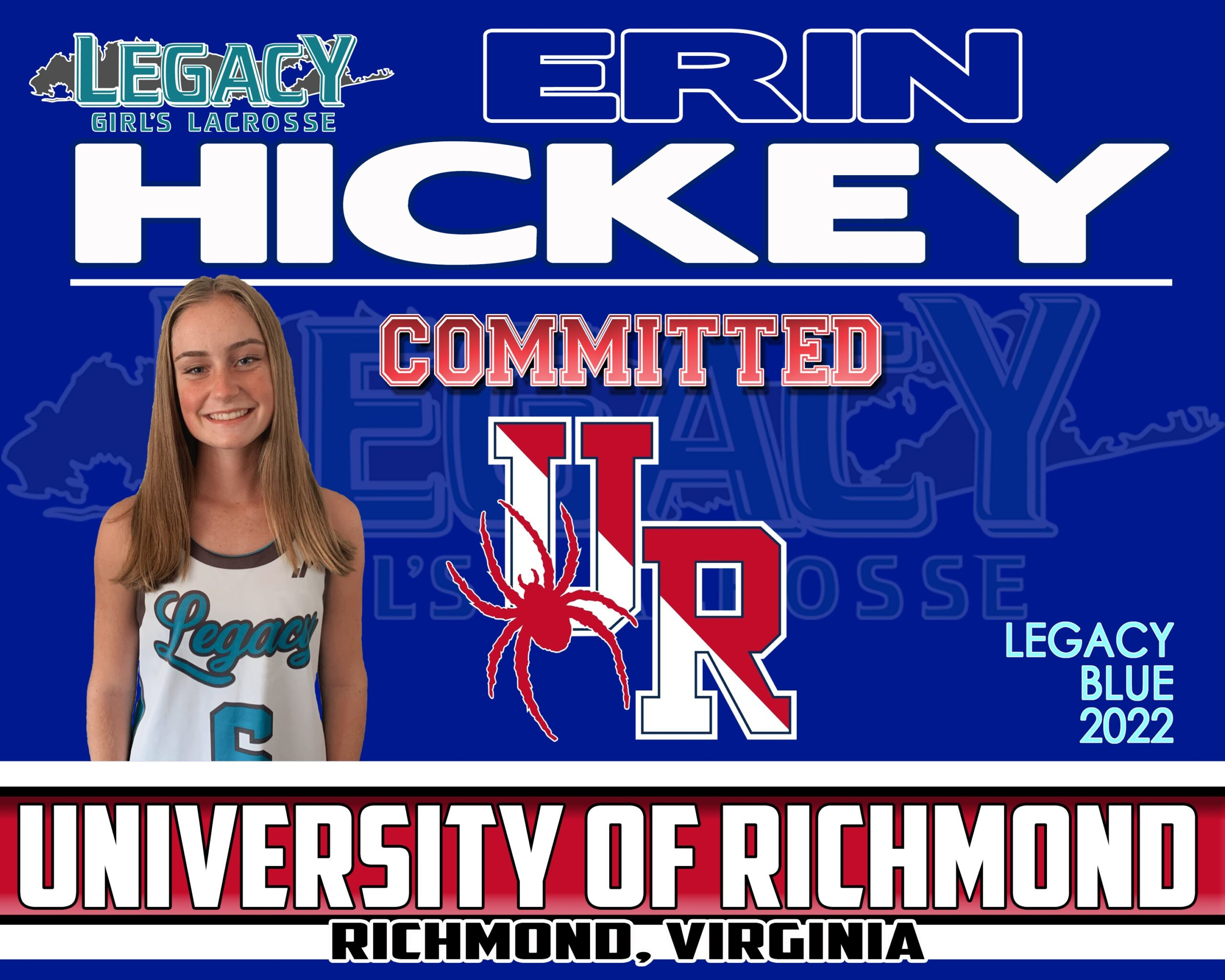 Hickey 2022 Blue Richmond