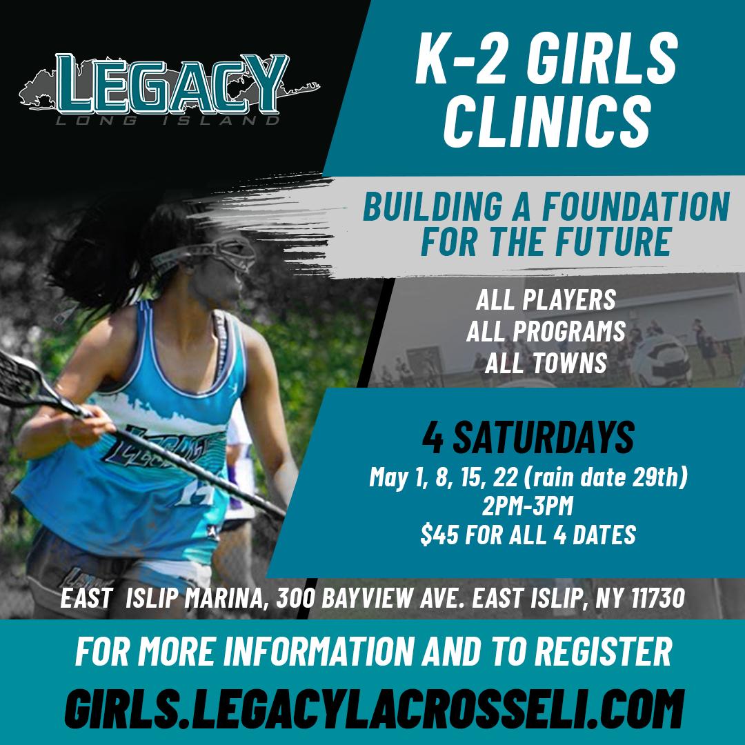 Legacy Girls K2 2021 IG