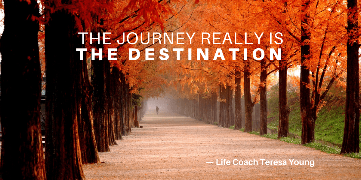 On Life Coaching with Teresa Young