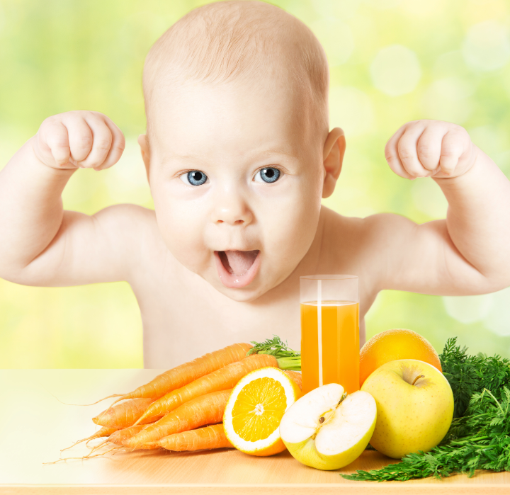5 Common Baby Food Myths