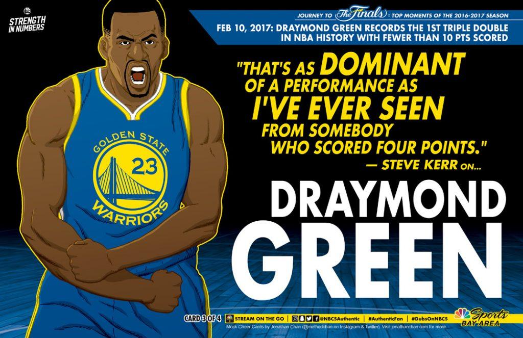 Ws Cheer Card 03 Draymond Green